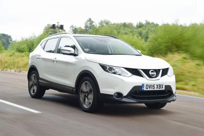 Nissan Qashqai King of the Crossover SUVs - GO Car Warranty