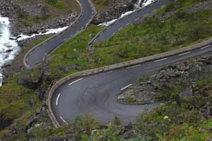 Winding Road Image