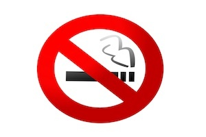 Ban Smoking in Cars Image