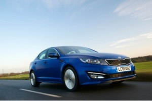 Optima Saloon Launch Confirmed by Kia Image