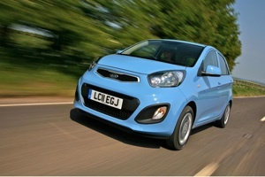New Kia Picanto is Great for Savers Image