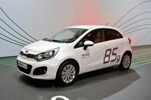 Kia Wins low Carbon Award Image