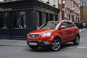 Korando Special Edition Launched Image