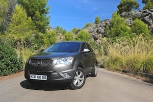 New dealer for Virginia Water appointed by SsangYong Image