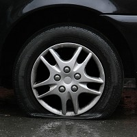 Drivers blasted for tyre negligence Image