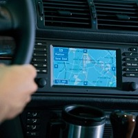 Sat navs could pose driving risk Image