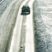 Cold snap warning for drivers Image