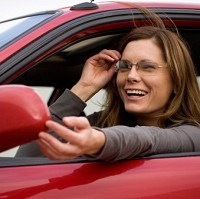 Third of drivers have 'substandard' eyesight Image