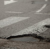 Residents not amused by potholes song Image