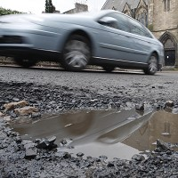 Councillors eye road repair safety drive Image