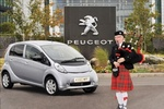 Peugeot Ion Wins Electric Car of the Year Image