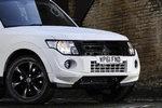 Mitsubishi Shogun Black Special Edition UK Launch Image