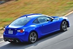 UK specification confirmed for Subaru BRZ Image