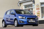 Chevrolet Aveo goes into battle Image
