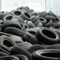 Illegal tyre dumping scandal highlighted Image