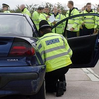 Millionth uninsured car seized Image
