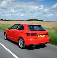 Audi A3 awarded five-star safety score Image