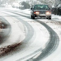 Motorists get ice driving tips Image