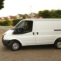 Nearly new van prices hold strong Image