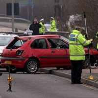 Road safety map to highlight blackspots Image
